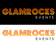 Glamrocks Events needs your design skills! Logo - Entry #51