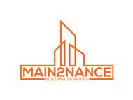 MAIN2NANCE BUILDING SERVICES Logo - Entry #264