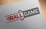 Ball Game Logo - Entry #156