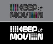 Keep It Movin Logo - Entry #449