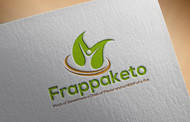 Frappaketo or frappaKeto or frappaketo uppercase or lowercase variations Logo - Entry #24