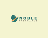 Noble Insurance  Logo - Entry #25