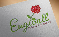 Engwall Florist & Gifts Logo - Entry #216