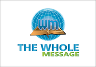 The Whole Message Logo - Entry #8