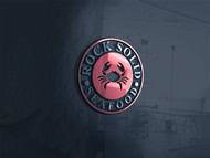 Rock Solid Seafood Logo - Entry #61