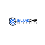 Blue Chip Conditioning Logo - Entry #225