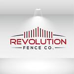 Revolution Fence Co. Logo - Entry #48
