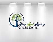 Sleep and Airway at WSG Dental Logo - Entry #592