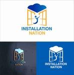Installation Nation Logo - Entry #120