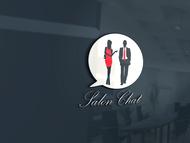 """""""Salon Chat"""" Logo - Entry #9"""