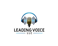 Leading Voice, LLC. Logo - Entry #32