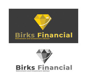 Birks Financial Logo - Entry #84