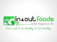 In & Out Foods and Logistics LLC Logo - Entry #16