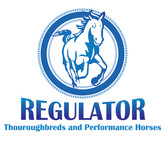 Regulator Thouroughbreds and Performance Horses  Logo - Entry #43