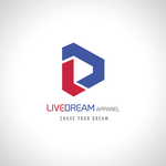 LiveDream Apparel Logo - Entry #77