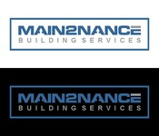 MAIN2NANCE BUILDING SERVICES Logo - Entry #176