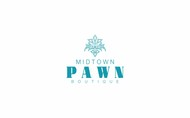 Either Midtown Pawn Boutique or just Pawn Boutique Logo - Entry #106