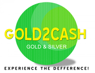 Gold2Cash Logo - Entry #17