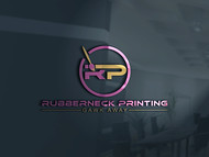 Rubberneck Printing Logo - Entry #75