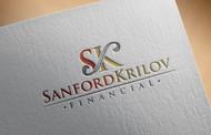 Sanford Krilov Financial       (Sanford is my 1st name & Krilov is my last name) Logo - Entry #214