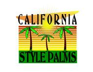 California Style Palms Logo - Entry #25
