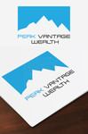 Peak Vantage Wealth Logo - Entry #261