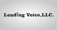 Leading Voice, LLC. Logo - Entry #40