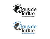 Bayside Tackle Logo - Entry #117
