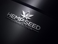 Hemp Seed Connection (HSC) Logo - Entry #39