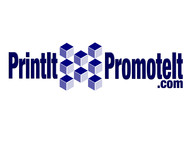 PrintItPromoteIt.com Logo - Entry #84