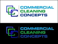 Commercial Cleaning Concepts Logo - Entry #47