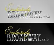 ExclusivelyBroadway.com   Logo - Entry #90