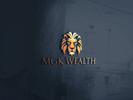 MGK Wealth Logo - Entry #259