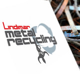 Lindimar Metal Recycling Logo - Entry #295