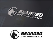 Bearded Dog Wholesale Logo - Entry #114
