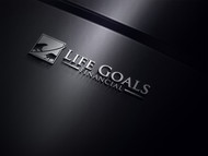 Life Goals Financial Logo - Entry #153