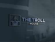 The Troll House Logo - Entry #3