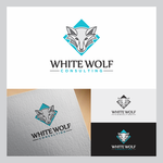 White Wolf Consulting (optional LLC) Logo - Entry #28