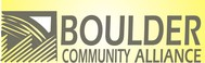 Boulder Community Alliance Logo - Entry #216