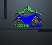 Tuzzins Beach Logo - Entry #137