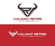 Valiant Retire Inc. Logo - Entry #382