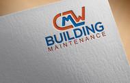 CMW Building Maintenance Logo - Entry #423