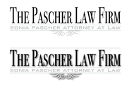 The Pascher Law Firm Logo - Entry #5
