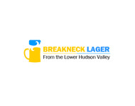 Breakneck Lager Logo - Entry #54