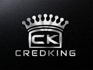 CredKing Logo - Entry #55