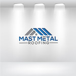 Mast Metal Roofing Logo - Entry #85