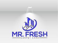 Mr. Fresh Carpet Care Logo - Entry #92