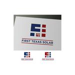 First Texas Solar Logo - Entry #82