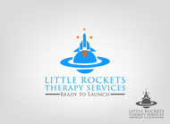 Little Rockets Therapy Services Logo - Entry #72
