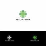 Healthy Livin Logo - Entry #499